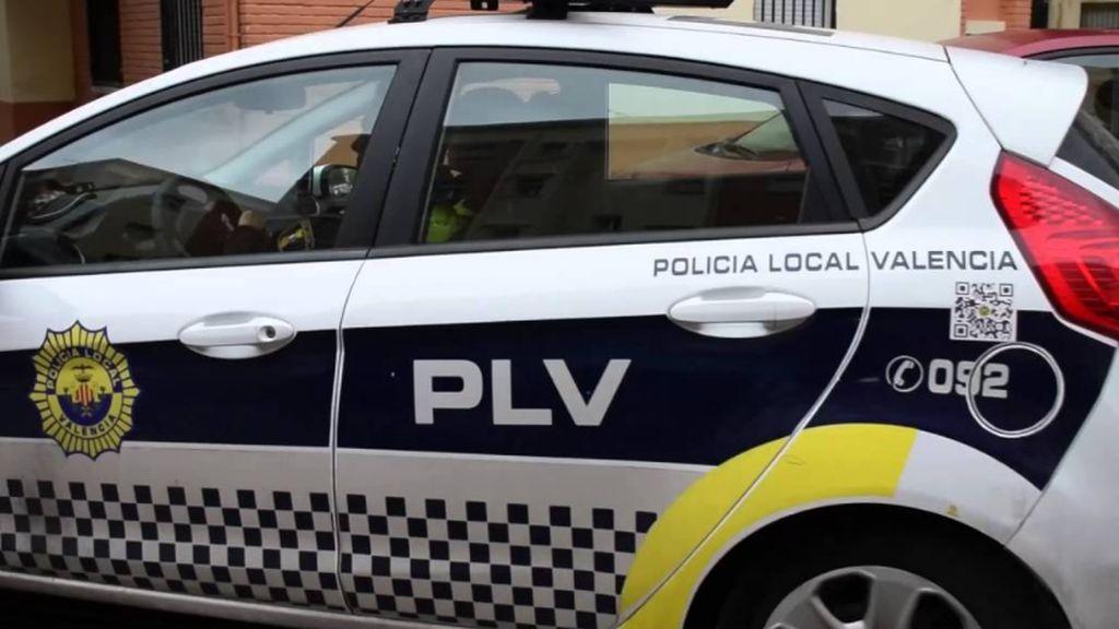 Un conductor drogado atropella a tres personas en plenas fallas