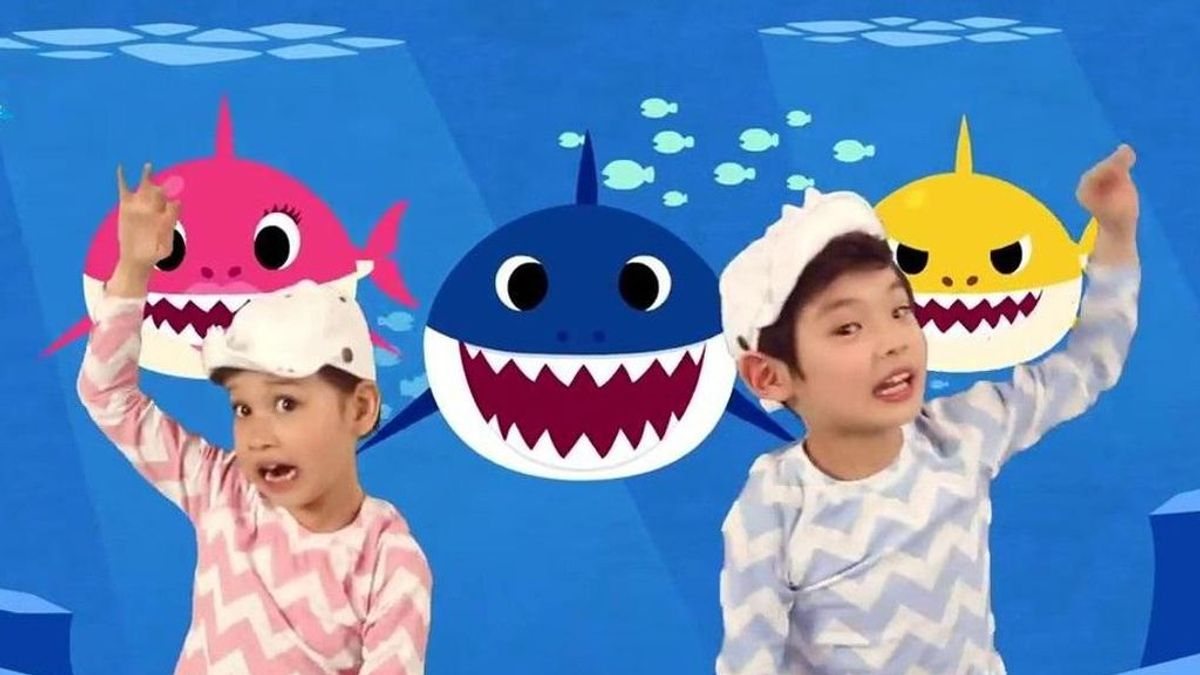 'Baby Shark Dance' es más sexista de lo que parece