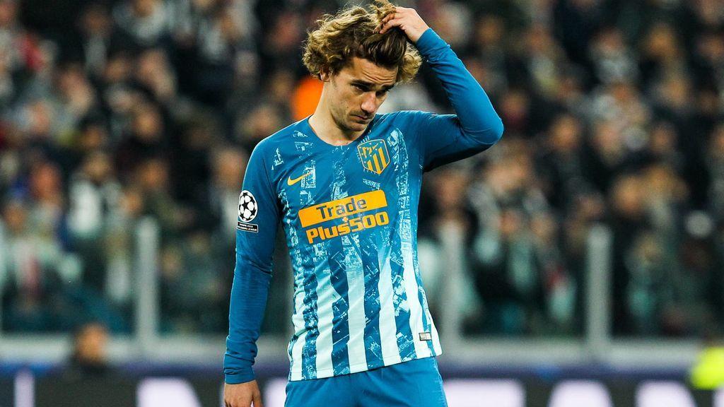 Griezmann echa la culpa de que sus números no sean lo esperado al sistema defensivo de Simeone