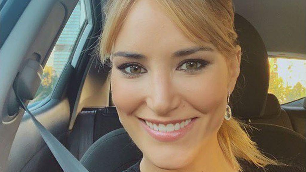 Alba Carrillo felicita por sorpresa a Fonsi Nieto en el Día del Padre