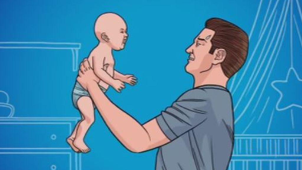 El zarandeo a un bebé, una práctica peligrosa que puede dejar secuelas irreversibles