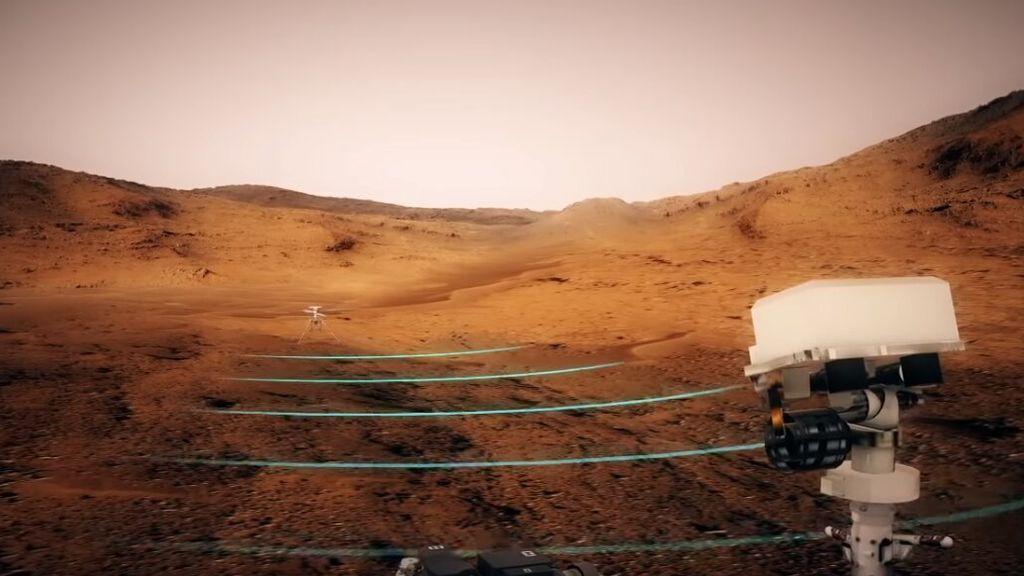 La Nasa perfila la aeronave que emprenderá un viaje a Marte