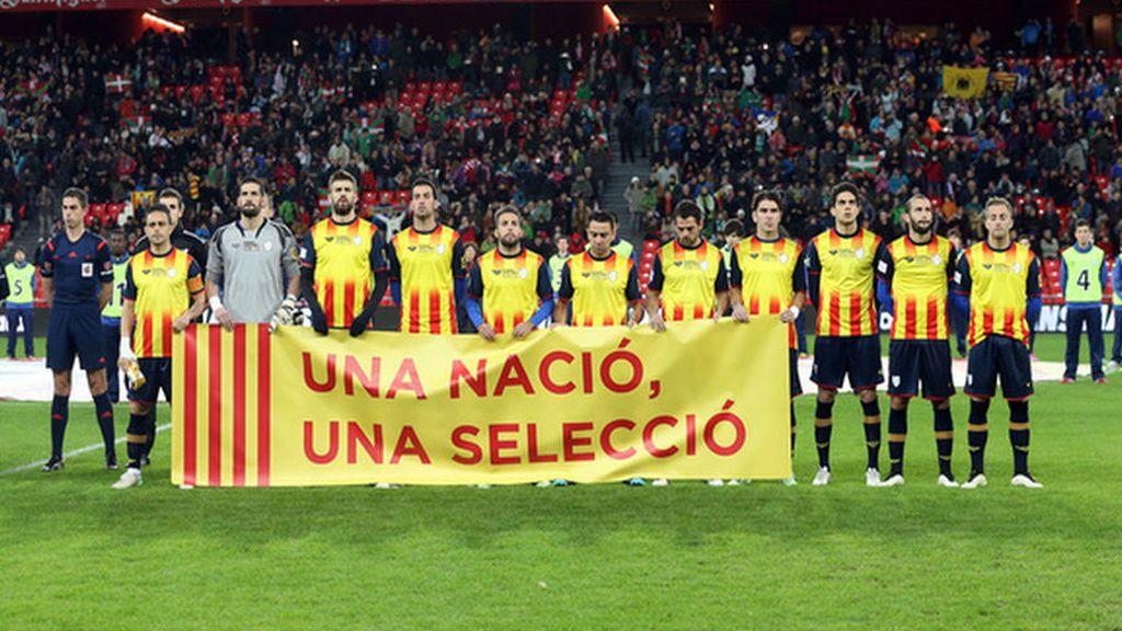 ¿Hacen bien los clubes al no ceder a sus jugadores a la selección catalana?