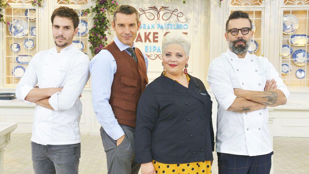 'Bake Off España' (8,2% y 970.000) anota su récord de share