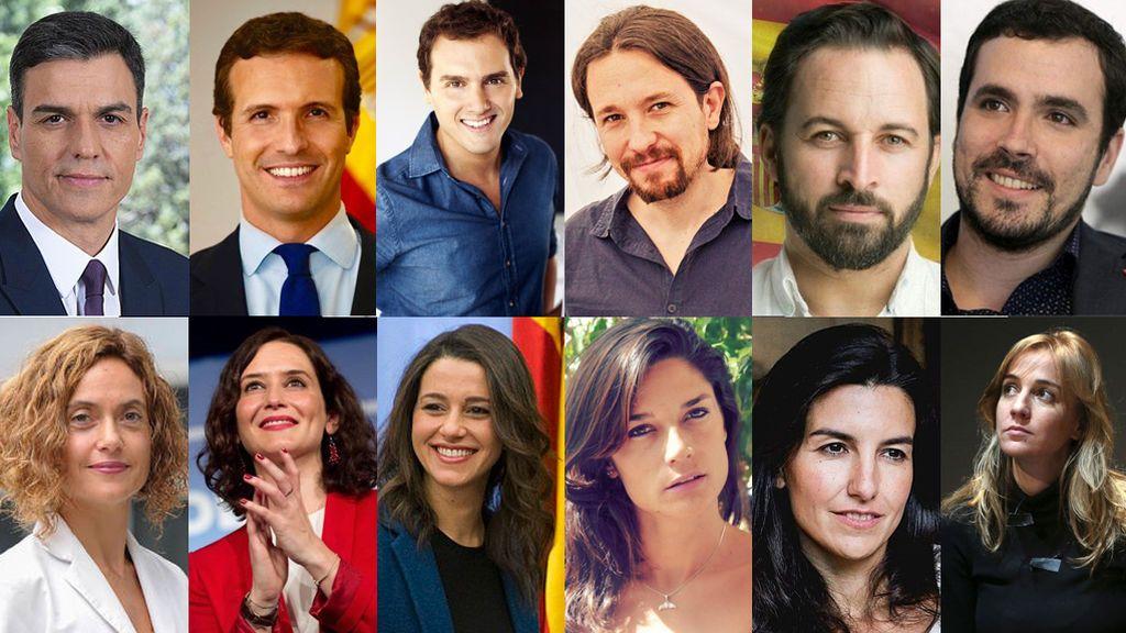 ¿Son ahora más atractivos los políticos españoles?