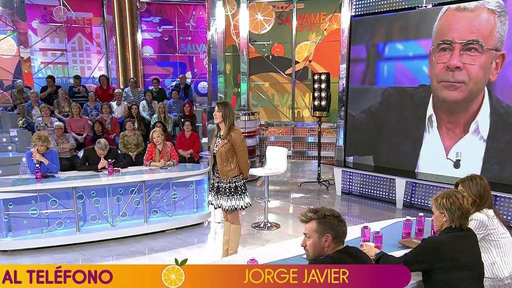 La llamada de J.J. Vázquez explicando su problema de salud, íntegra y sin cortes