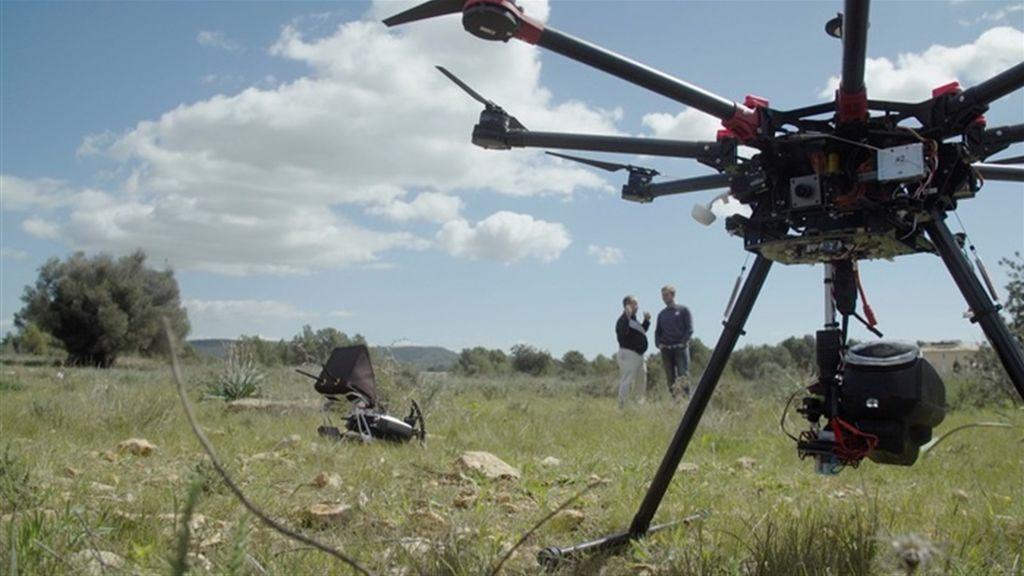 Drones para reforestar 1,5 millones de árboles en Guadalajara