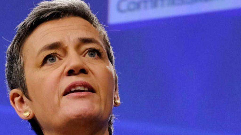 MargretheVestager, el látigo de las tecno lo vuelve a hacer: multa por tercera vez a Google con 1.490 millonesg
