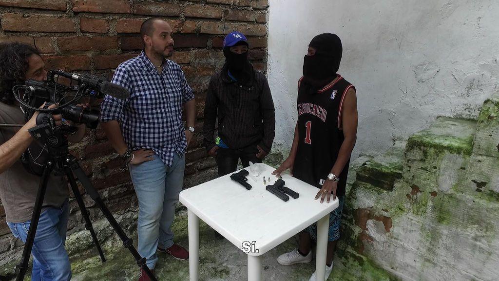 """Diego, pistolero menor de edad: """"La primera vez que maté iba a cumplir 12 años"""""""