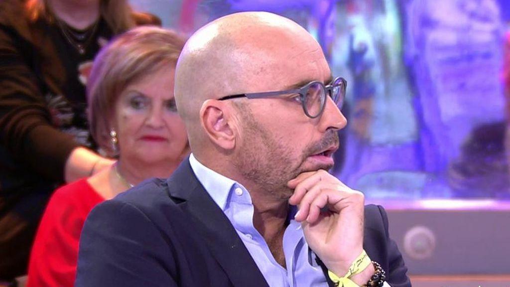 Diego Arrabal afirma que está en Sevilla, donde han pillado juntos a María Lapiedra y Gustavo González