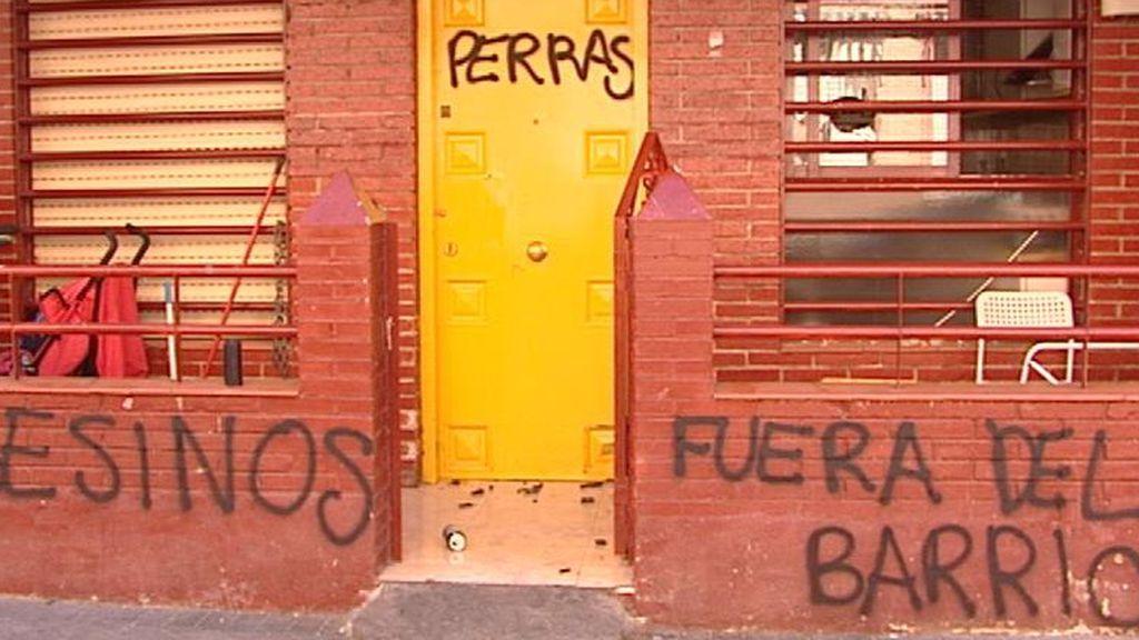 Así son 'los Visita', la familia señalada por el asesinato de un vecino de Vallecas