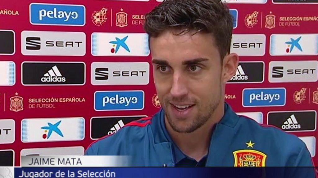 Mata: de jugar el año pasado en Segunda a estar convocado con la Selección Absoluta