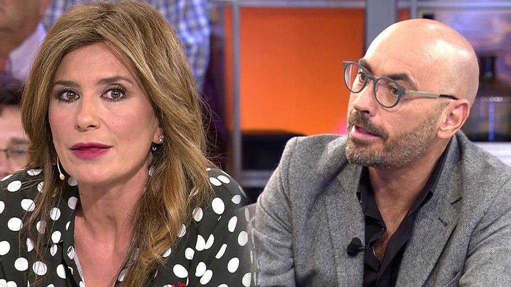 """Patiño cuenta toda la verdad sobre Gema López y Arrabal: """"Él pudo equivocarse respecto de determinados sentimientos hacia ella"""""""
