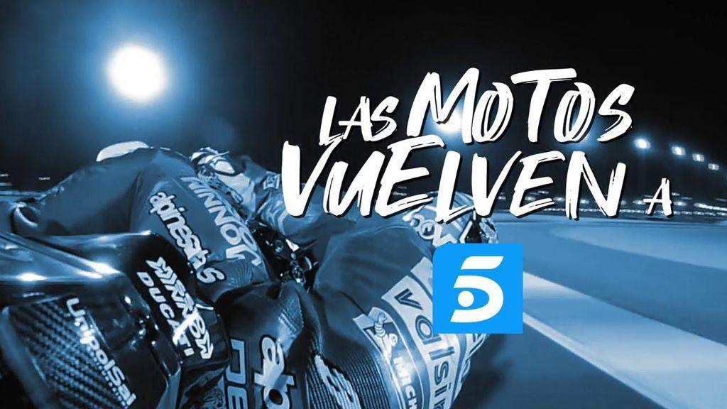 Las clasificaciones y todas las carreras de MotoGP en Argentina, en directo en Telecinco