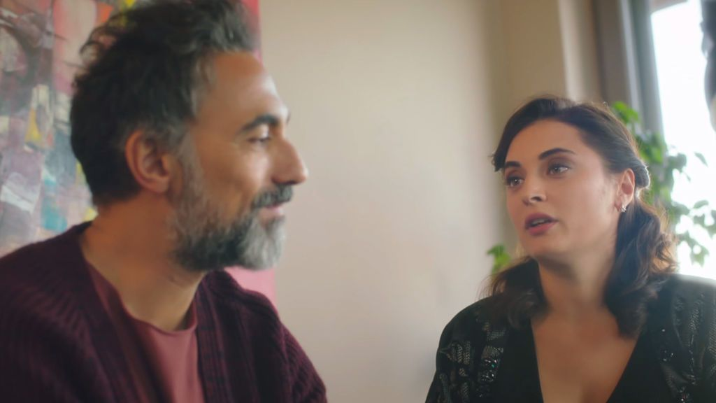 Merve descubre el secreto de Edip y le chantajea