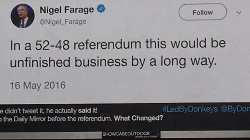 La web de peticiones al Parlamento colapsa con más de 800.000 peticiones para que Gran Bretaña siga en la UE