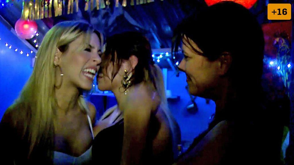 Capítulo 26: Oriana se pelea en una discoteca rastafari