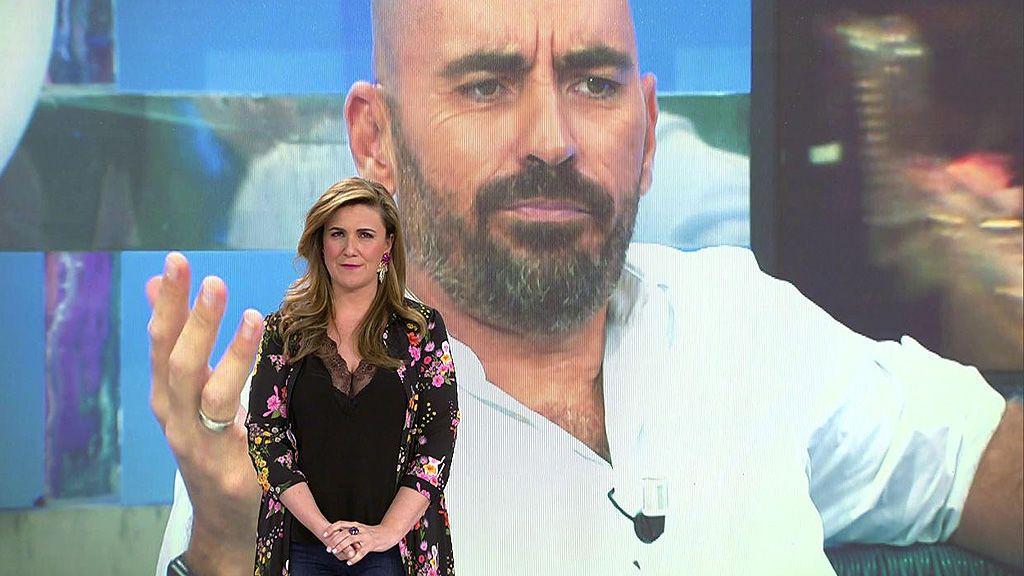 """El monumental cabreo de Diego Arrabal con 'Sálvame': """"Sé que me teníais muchísimas ganas"""""""