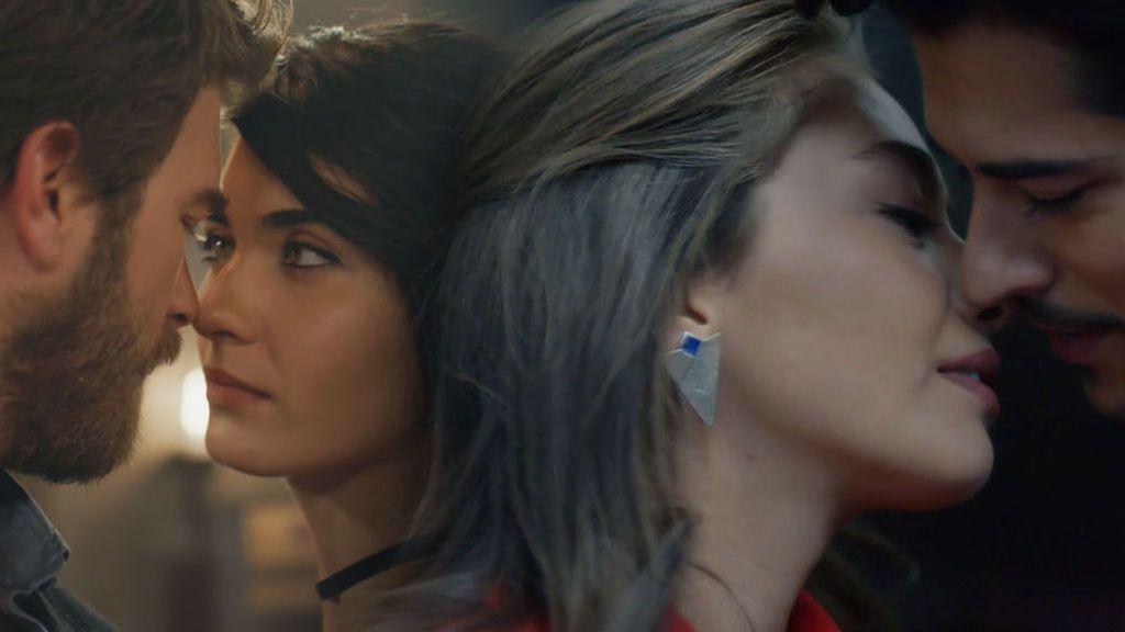 La gran noche turca: los capítulos de 'Kara Sevda' y 'Sühan' que lo cambiarán todo, este domingo a las 20:30 horas