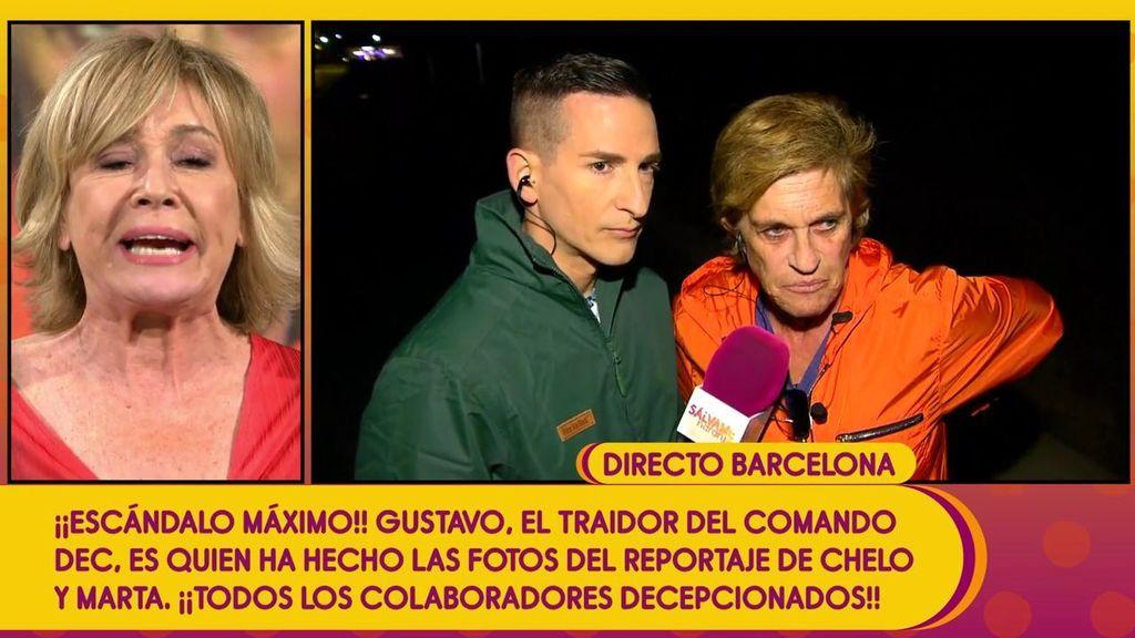 Mila desvela el verdadero motivo de las fotos de Chelo y su pareja: Una deuda con Gustavo