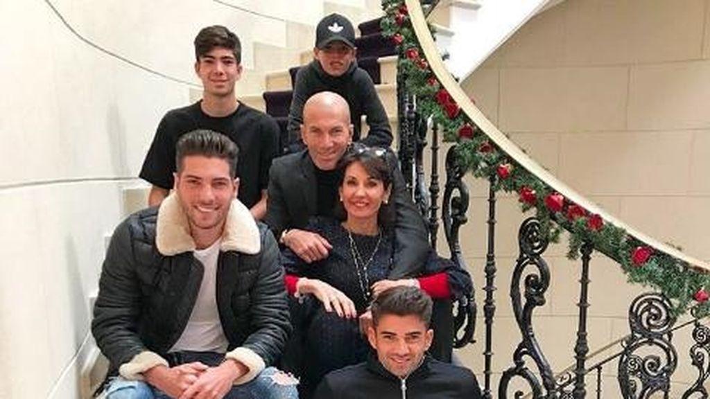 familia_zidane