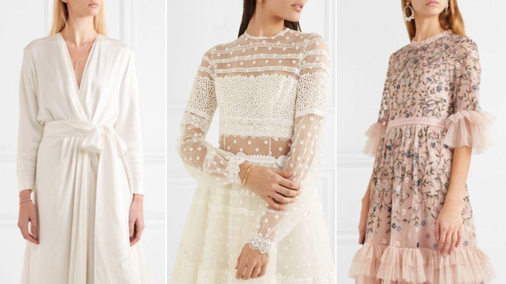 Alerta, novias e invitadas: cinco tiendas 'online' donde comprar (facilito) vestidos de boda