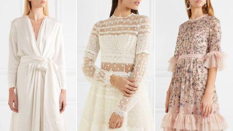 01fd6ecf7e22 Cinco tiendas 'online' de vestidos de boda, de novia e invitadas ...