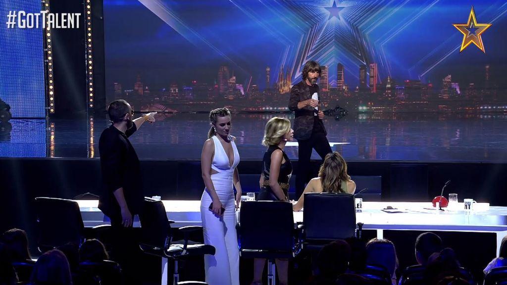 Inesperada 'huelga' del jurado en el fin de las Audiciones de 'Got Talent España'