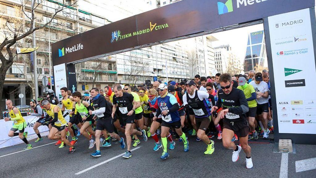 La carrera que lucha contra el TDAH: 15 km para apoyar a los más pequeños
