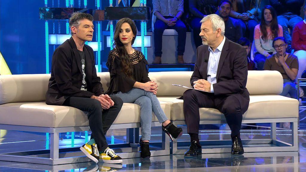 Nacho Guerreros habla de Coque, su personaje en 'LQSA'
