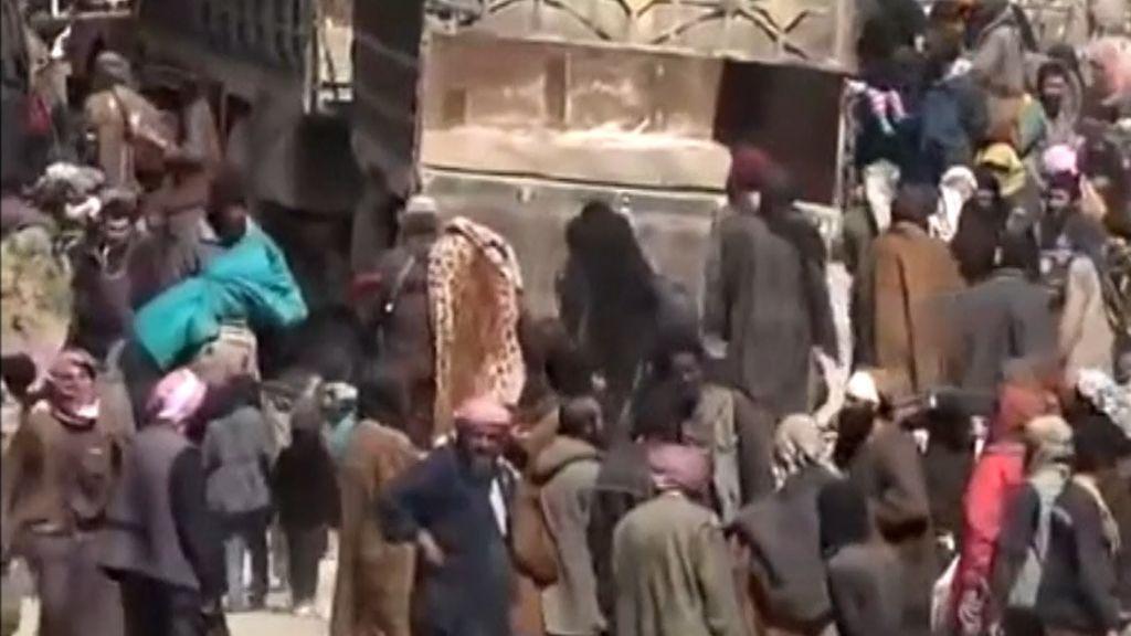 El autoproclamado califato del Estado Islámicoya no controla ningún territorio