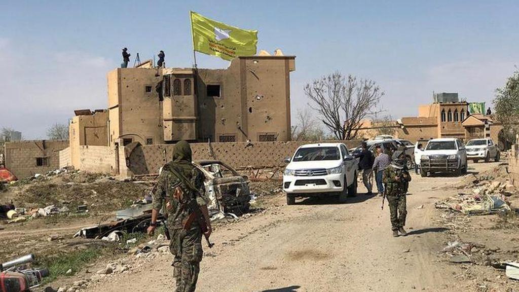 Derrota del Estado Islámico en Siria: la FDS expulsa a la organización de su último bastión en el país