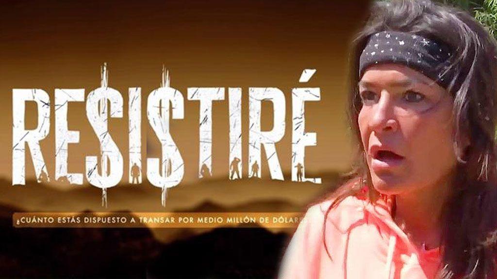 Aída Nízar adora su vida en un reality chileno y se gana el odio de muchos compañeros
