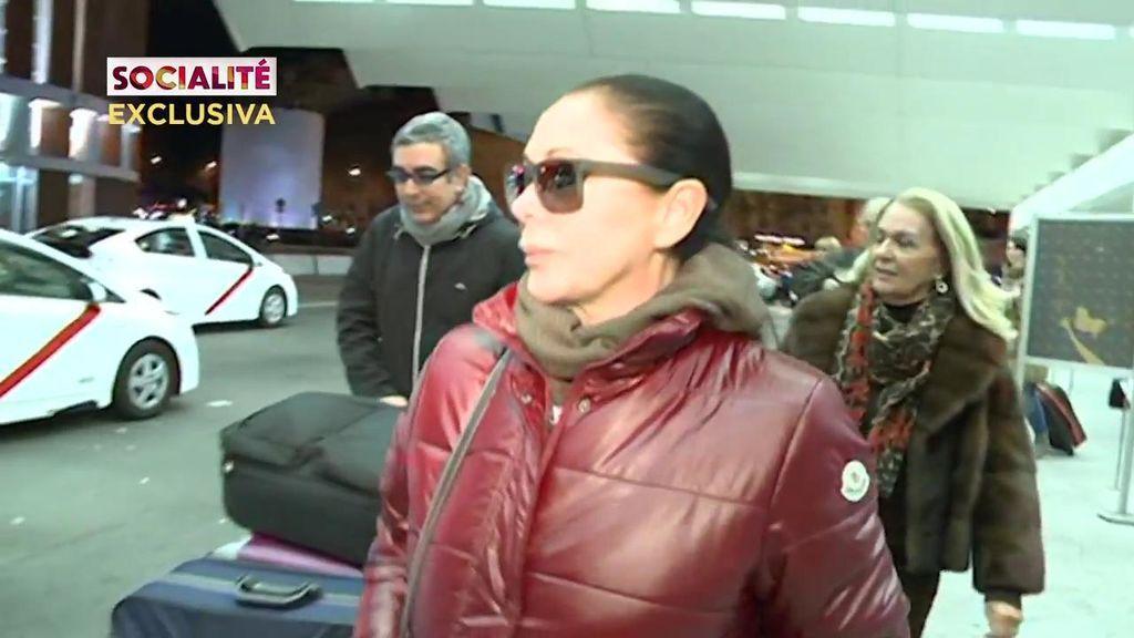 Exclusiva: Isabel Pantoja consigue que Alberto Isla retire la demanda que le puso a su hija Isa