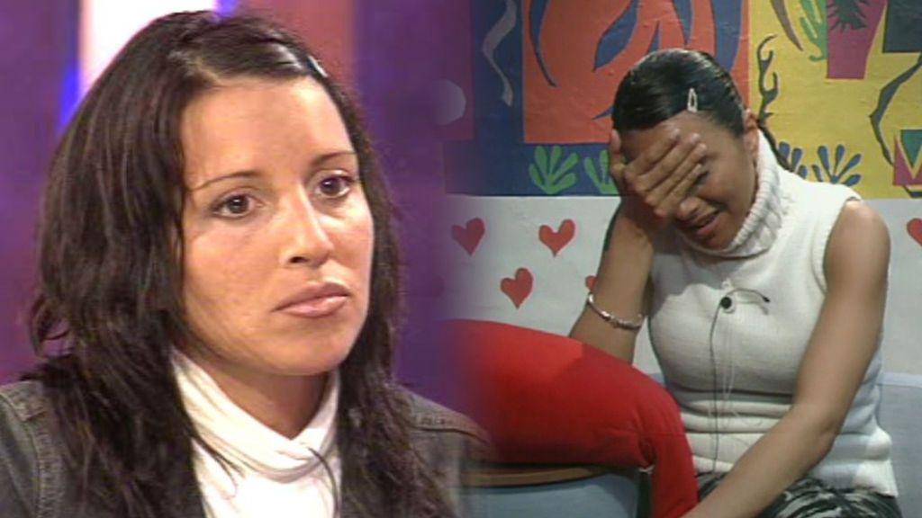 Noemí Ungría duró una semana en 'GH 3' y fue la primera expulsada hace 17 años