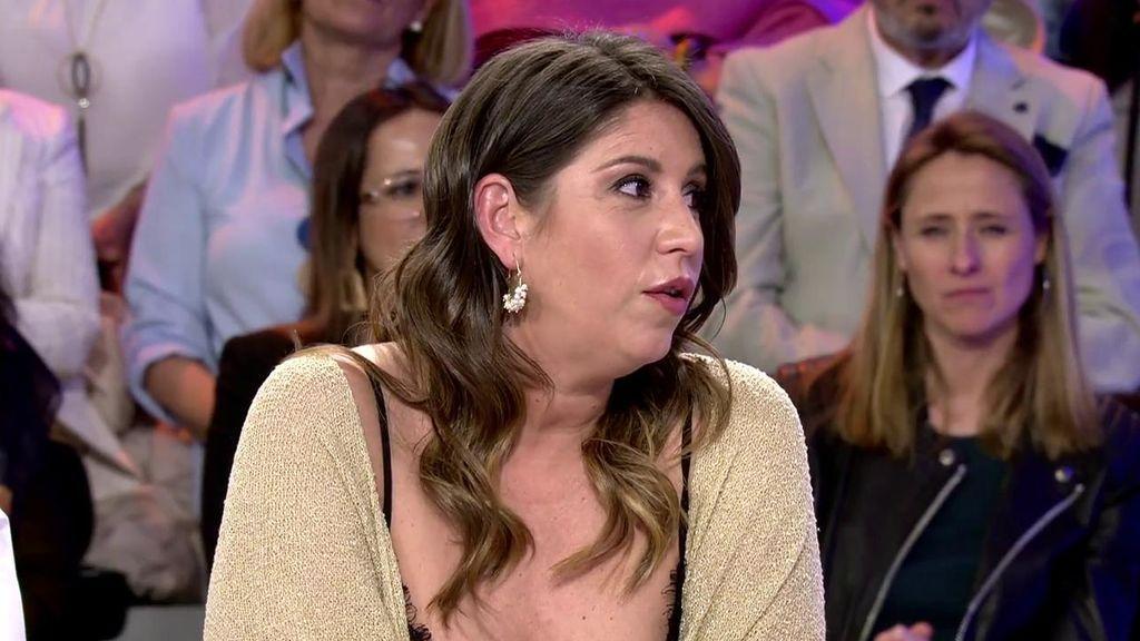 """Anabel Gil Silgado: """"Mi padre tiene una centralita con ocho teléfonos en casa para salvar a María Jesús"""""""
