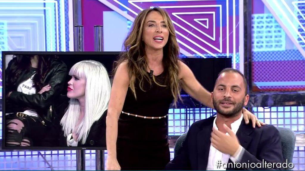 María Patiño destapa la verdadera relación que hay entre Antonio Tejado e Ylenia