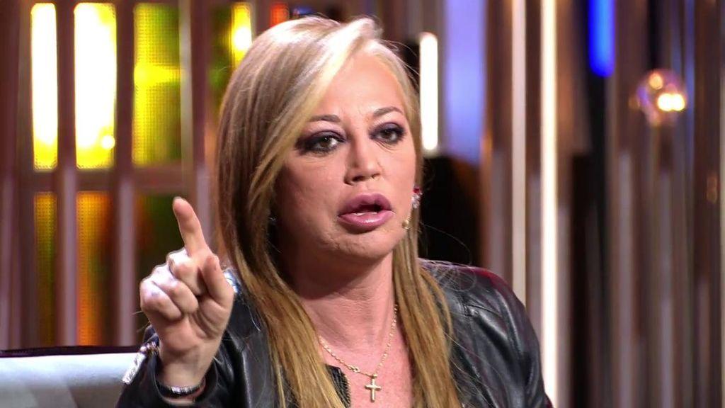 """Maite Galdeano cree que el público la 'apedrea' y Belén responde: """"No te vayas a 'GH', vete a Juventudes Marianas"""""""