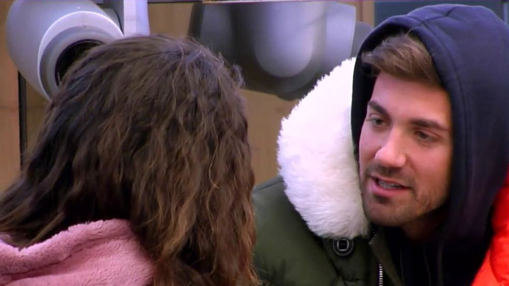 """Sofía no quiere que el expulsado sea Albalá, pero él lo tiene claro: """"Prefiero que te vayas tú a que se vaya Juanmi"""""""