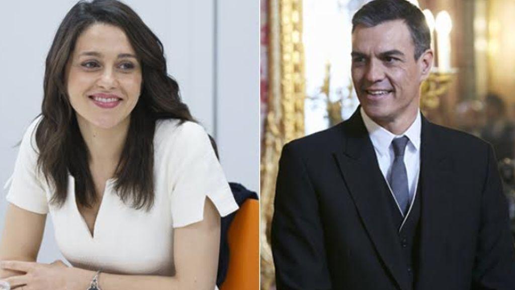Pedro Sánchez e Inés Arrimadas, los líderes más atractivos para los lectores de Informativost5
