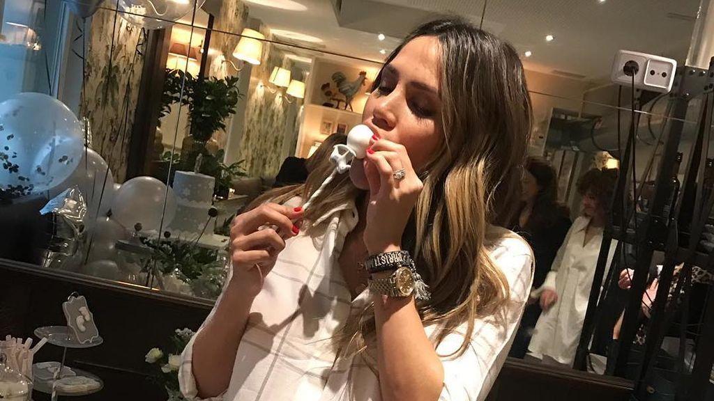 Ya no queda nada: Rosanna Zanetti celebra una 'Baby Shower' días antes de dar a luz