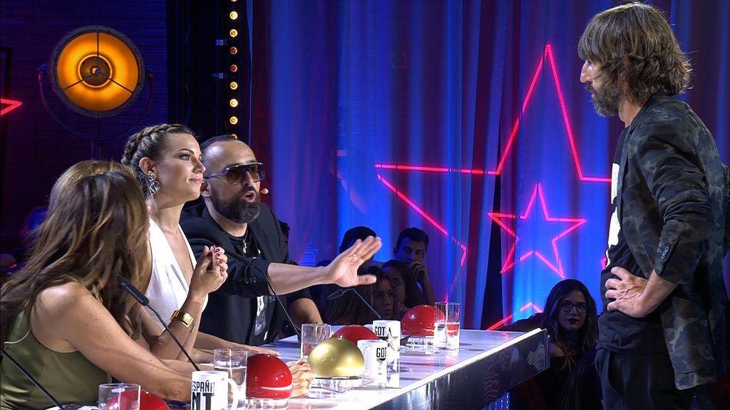 El jurado de 'Got Talent' se planta: estarán en huelga hasta que les den otro pase de oro