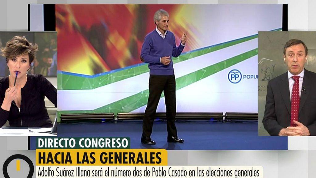 """Rafael Hernando: """"EL PP es el que salva a España de las desaceleraciones económicas"""""""