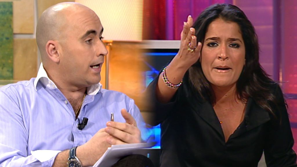 Diego Arrabal y Aída Nízar se declararon la guerra en 2003