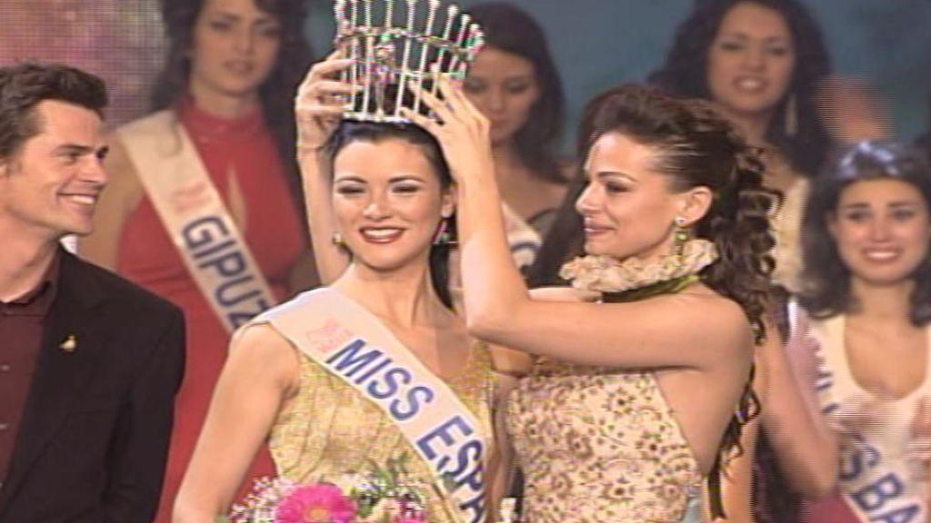 Juncal Rivero recupera el concurso de Miss España