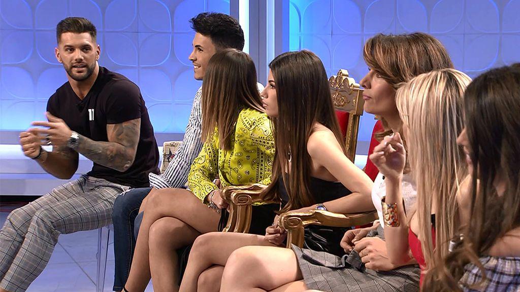 """Barranco, a Violeta: """"¿Tú quién te crees, Paris Hilton? Eres una payasa más"""""""