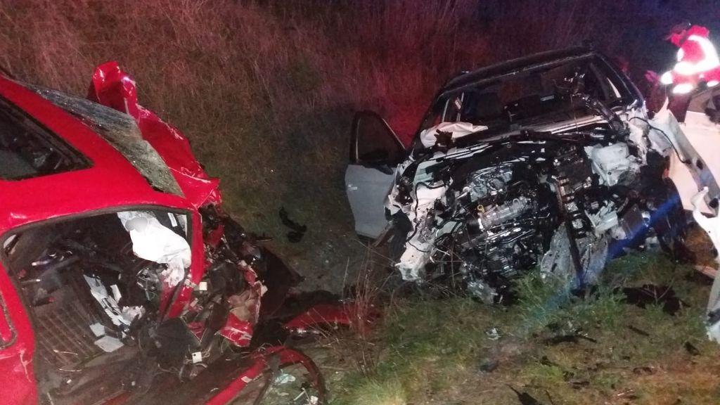 Cifra récord: El fin de semana deja 16 fallecidos en la carretera