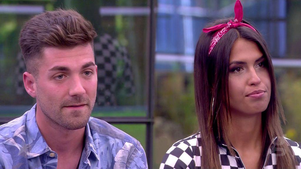 Solo puede quedar uno: Sofía y Alejandro abiertamente enfrentados