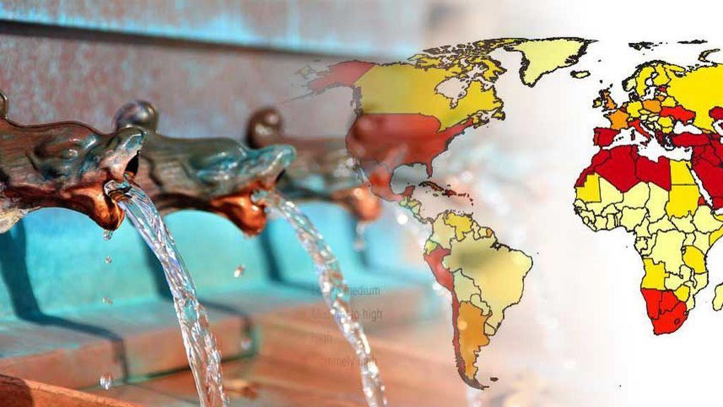 Estrés hídrico: el agua de España podría estar en peligro en el 2040