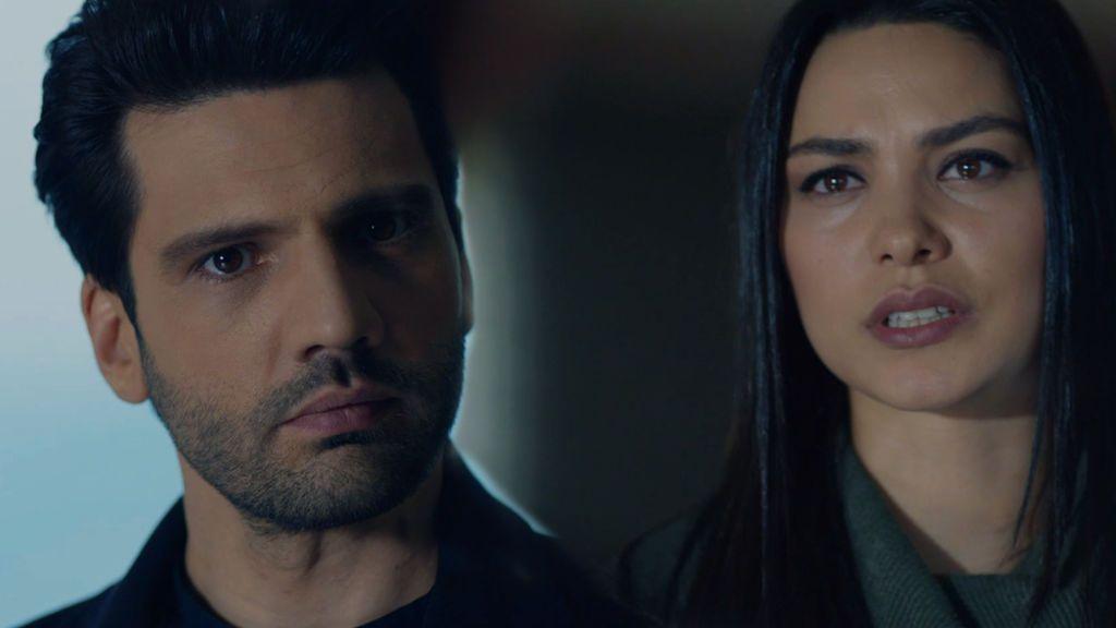 Zeynep renuncia a ser la amante de Emir
